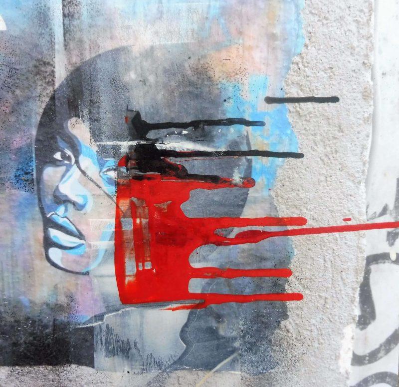 Gemälde - Technik Crossover